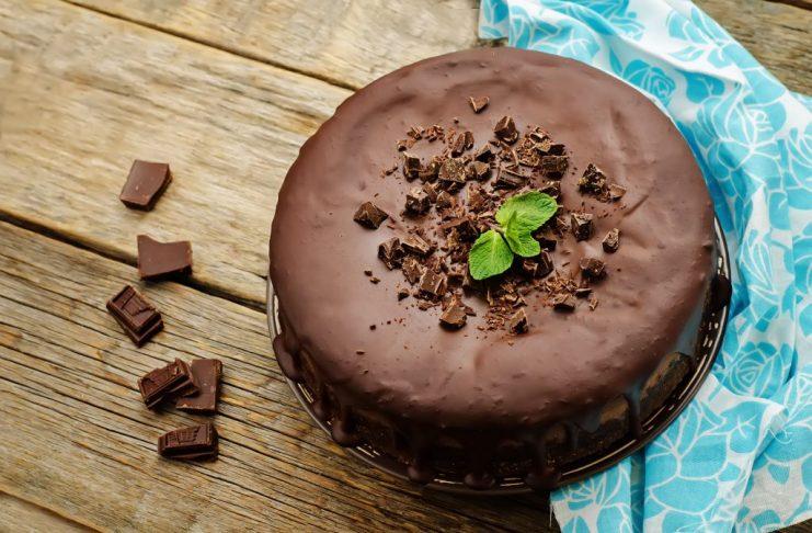 čokoladna torta 2