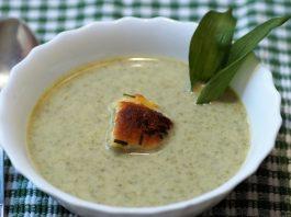 česnova juha