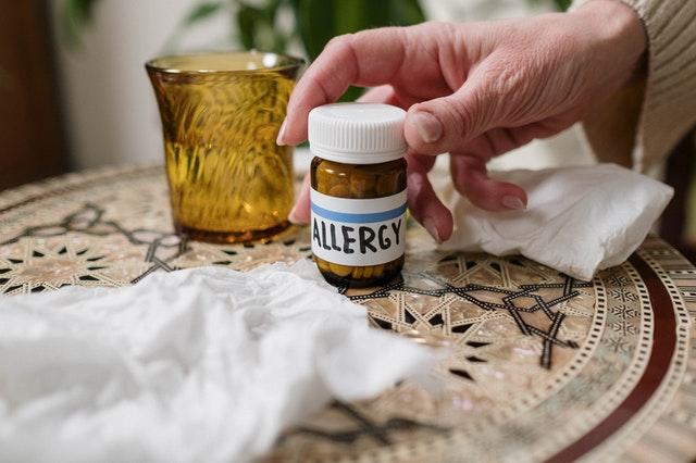 alergija na cvetni prah